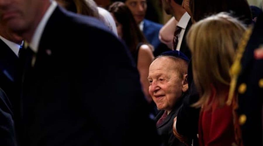 adelson sheldon wire act affaire